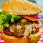 pibbs jalepenos burger hot spicy anderson happy valley california