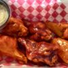 hot wings sweet chili buffalo wings chicken Sweet baby rays bbq